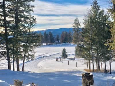 Flathead County Residential Lots & Land For Sale: 1375 Km Ranch Road