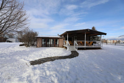 Kalispell Single Family Home For Sale: 182 Pioneer Road