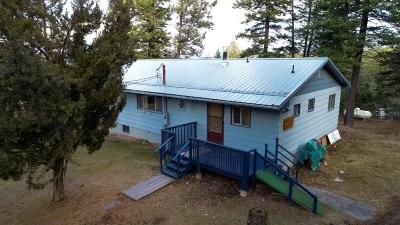 Lakeside, Somers Single Family Home Under Contract Taking Back-Up : 6430 Us Hwy 93 South