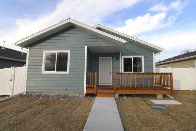 Great Falls Single Family Home For Sale: 1321 3rd Avenue South