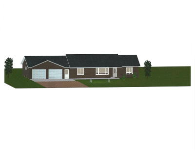 Great Falls Single Family Home For Sale: Lot 21 Mountain View Estates