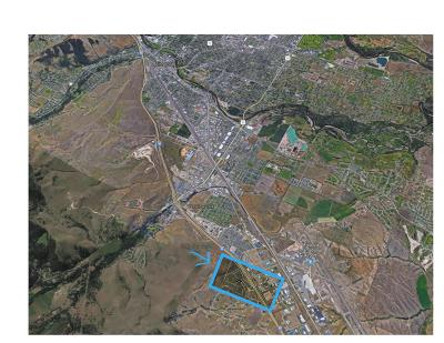 Residential Lots & Land For Sale: Ukn Airway Boulevard