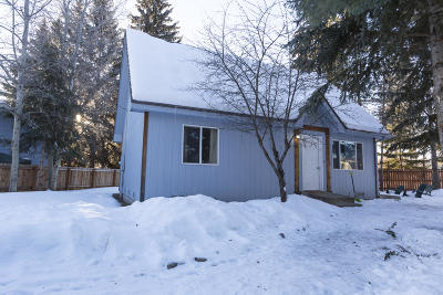 Whitefish Single Family Home For Sale: 405 West 8th Street