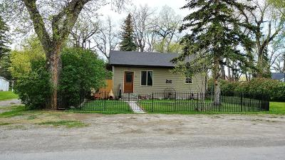 Choteau Single Family Home For Sale: 38 5th Avenue North East