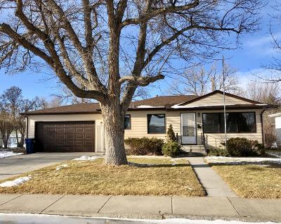Great Falls Single Family Home Under Contract Taking Back-Up : 137 Riverview D
