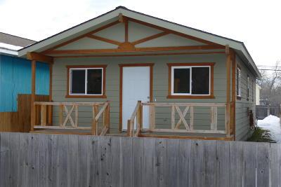 Missoula Single Family Home For Sale: 805 Charlo Street