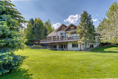 Missoula Single Family Home For Sale: 2976 St Thomas Drive