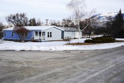 Dixon MT Single Family Home Under Contract Taking Back-Up : $145,000