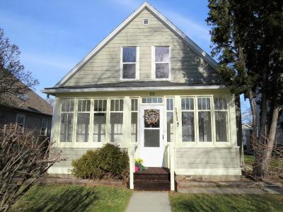 Cascade County, Lewis And Clark County, Teton County Multi Family Home For Sale: 1715 &1717 3rd Avenue North