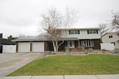 Great Falls Single Family Home For Sale: 1109 19th Avenue South West
