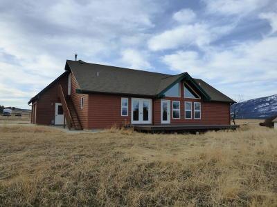 Hamilton Single Family Home For Sale: 965 Little Joe Lane