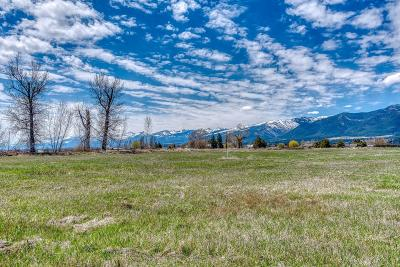 Stevensville Residential Lots & Land For Sale: Nhn Hitching Post