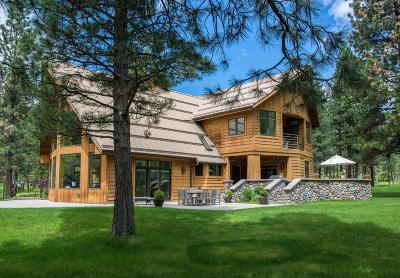 Missoula Single Family Home For Sale: 9214 Keegan Trail