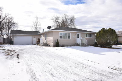 Great Falls Single Family Home Under Contract Taking Back-Up : 900 29th Avenue North East