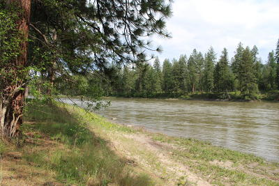 Alberton, Saint Regis, Huson, Heron, Noxon, Paradise, Superior, Thompson Falls, Trout Creek Residential Lots & Land For Sale: Lot 14 Quarter Circle Drive