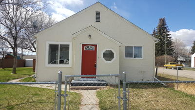 Single Family Home For Sale: 675 Teton Avenue