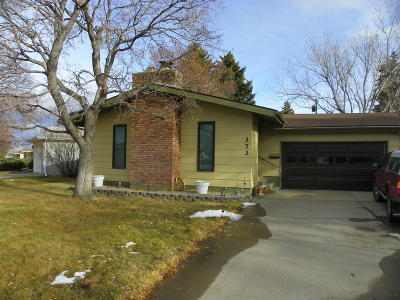 Great Falls Single Family Home Under Contract Taking Back-Up : 373 Beth Drive