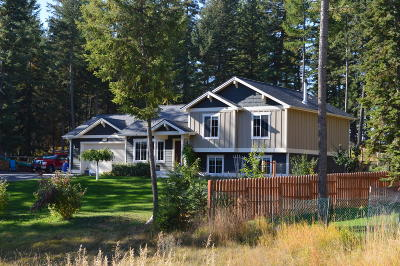 Kalispell Single Family Home For Sale: 548 Braeburn Drive