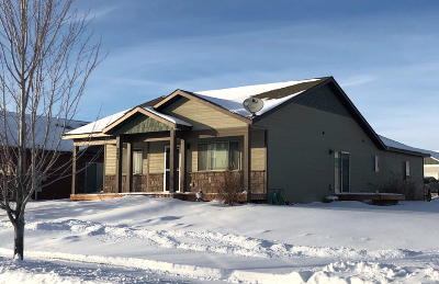 Kalispell Single Family Home For Sale: 285 Westland Drive