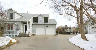 Great Falls Single Family Home For Sale: 1900 14th Avenue South