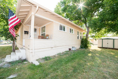 Great Falls Multi Family Home Under Contract Taking Back-Up : 612 13th Street North