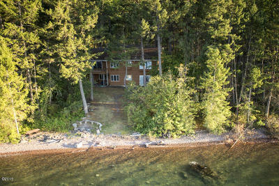 Lakeside MT Single Family Home For Sale: $2,200,000
