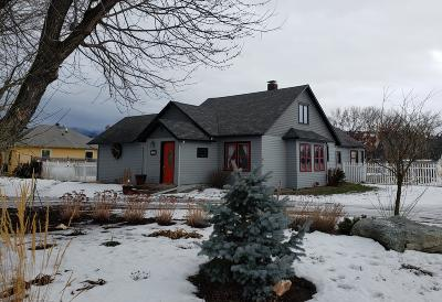 Polson Single Family Home Under Contract Taking Back-Up : 502 5th Avenue East