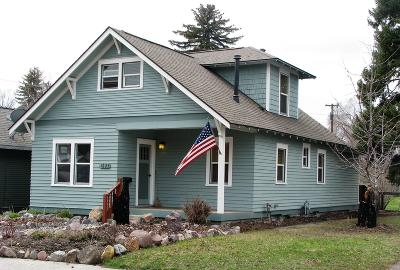 Missoula Single Family Home For Sale: 1625 Thames Street