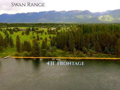 Flathead County Residential Lots & Land For Sale: 1260 Swan Horseshoe Road