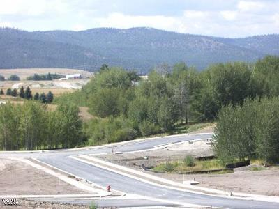 Flathead County Residential Lots & Land For Sale: 110 Theodore Street