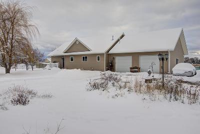 Kalispell Single Family Home For Sale: 101 Pine Loop Road