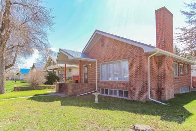 Great Falls Single Family Home For Sale: 1600 Central Avenue
