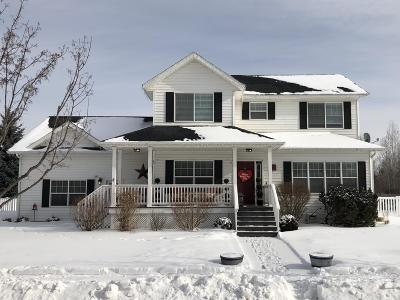 Kalispell Single Family Home For Sale: 181 Buffalo Stage