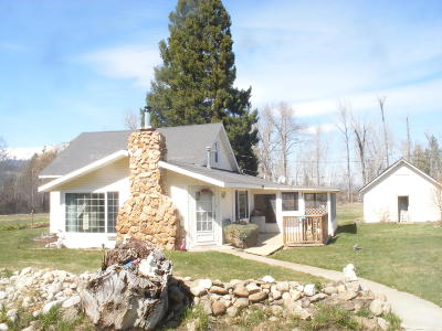 Ravalli County Single Family Home For Sale: 246 Otter Path Lane