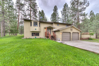 Florence MT Single Family Home For Sale: $329,900