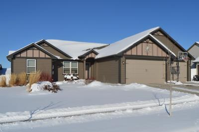 Great Falls Single Family Home Under Contract with Bump Claus: 1001 40th Avenue North East