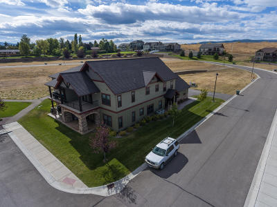Kalispell Single Family Home For Sale: 180 Meadow Vista Loop