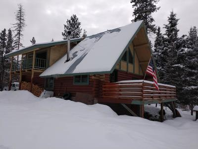 Missoula County Single Family Home For Sale: 1727 South Canyon Drive