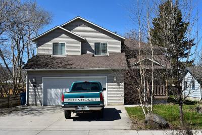 Missoula Single Family Home For Sale: 1219 Eaton Street