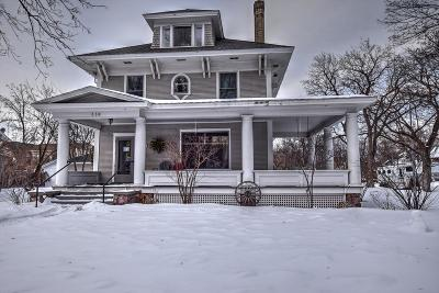 Missoula Single Family Home Under Contract Taking Back-Up : 336 Connell Avenue