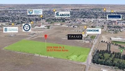 Great Falls, Black Eagle, Belt, Ulm Residential Lots & Land For Sale: 2324 26th Street South