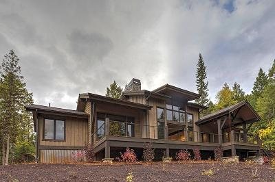 Whitefish Single Family Home Under Contract Taking Back-Up : 189 South Shooting Star Circle