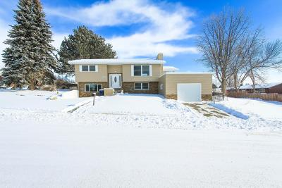 Great Falls Single Family Home Under Contract with Bump Claus: 1401 11th Street North West