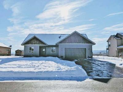 Flathead County Single Family Home For Sale: 1417 Mackinaw Loop