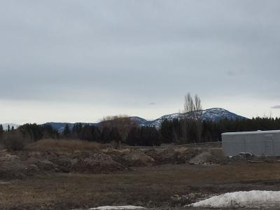 Kalispell Residential Lots & Land Under Contract Taking Back-Up : 75 Grigg Road