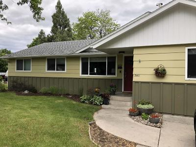 Missoula Single Family Home For Sale: 3411 Paxson Street