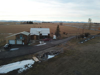 Choteau Single Family Home For Sale: 630 18th Road North West