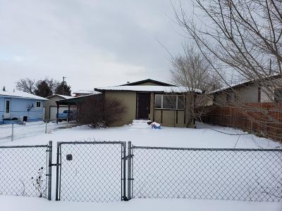 Helena Single Family Home For Sale: 1819 Garrison Street