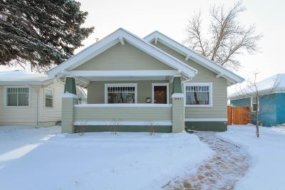 Great Falls Single Family Home Under Contract Taking Back-Up : 2912 2nd Avenue North