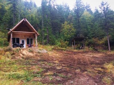 Sanders County Single Family Home Under Contract Taking Back-Up : 243 Mt Hwy 56